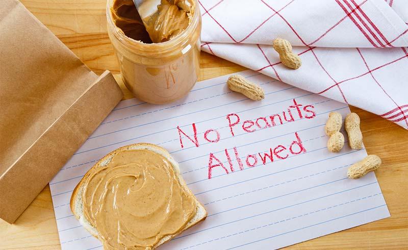 Allergies Peanuts