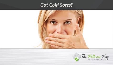 Got a Cold Sore?