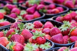 Strawberries and foods you need to buy organic
