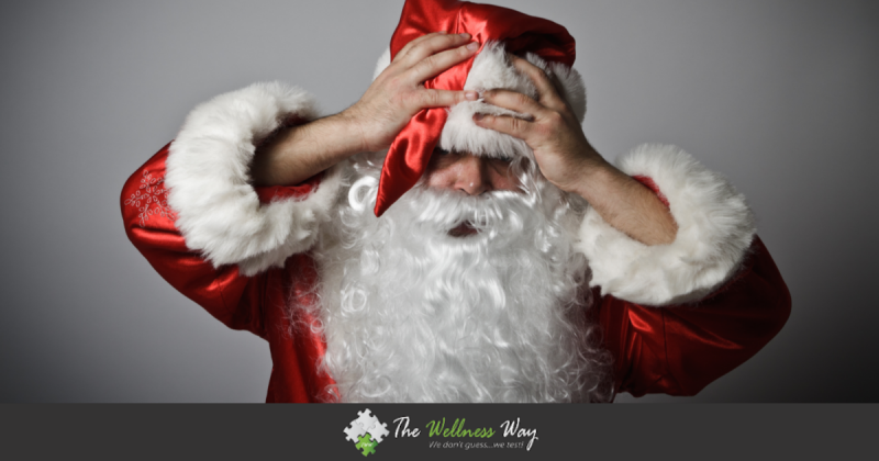 Frustrated Santa for WTfF Gifts