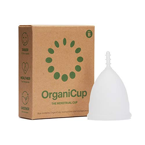 Testing Menstrual Cups: Organicup