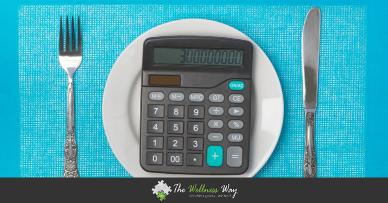 myth of counting calories