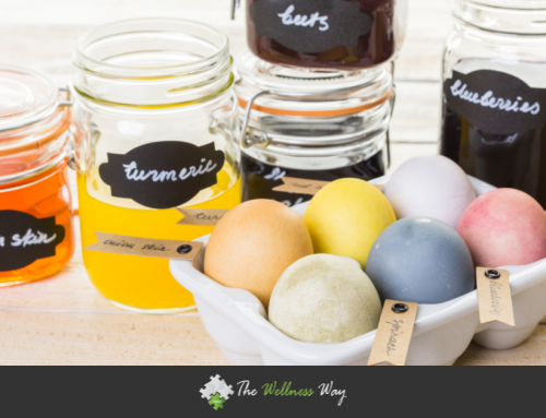 Naturally Dye Easter Eggs for Family Fun