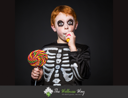 8 Scary, Bad Halloween Candy Ingredients & 8 Healthy Treat Alternatives